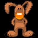 Rabbit User Sticker