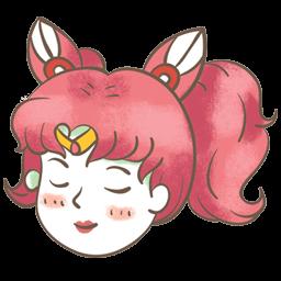 Chibiusa Sticker