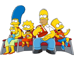 The Simpsons 02 Sticker