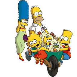 The Simpsons 03 Sticker
