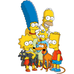 The Simpsons 04 Sticker