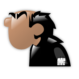 Gargamel Sticker