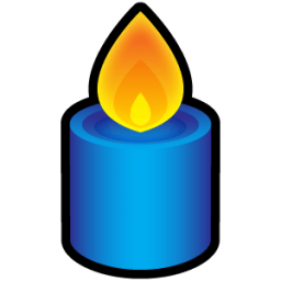 Candle 3 Sticker