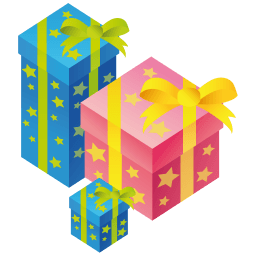 Gifts Sticker