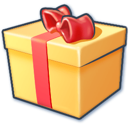 Giftbox Sticker