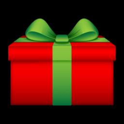 Gift 2 Sticker