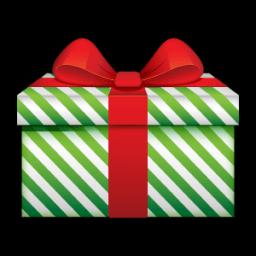 Gift 5 Sticker