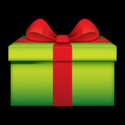 Gift 6 Sticker