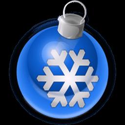 Christmas Ornament 3 Sticker