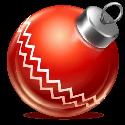 Ball Red 1 Sticker