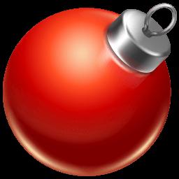 Ball Red 2 Sticker