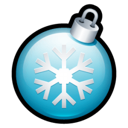 Christmas Ball 2 Sticker