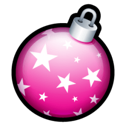 Christmas Ball 5 Sticker