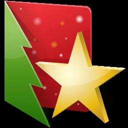 Folder Sticker