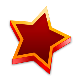 Star Empty Sticker