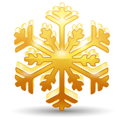 Snowflake 2 Sticker