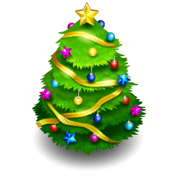 Chrismas Tree Sticker