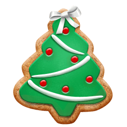 Christmas Cookie Tree Sticker