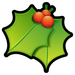 Mistletoe Sticker