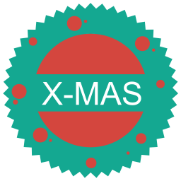 Xmas Wrench Sticker