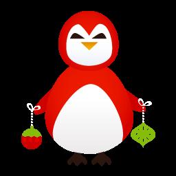 Penquin Sticker