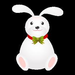 Rabbit Long Ears Sticker