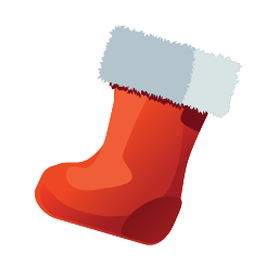 Christmas Stockings Sticker
