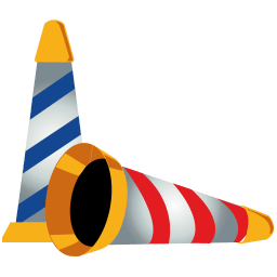 Party Hat Sticker