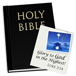 Bible Sticker