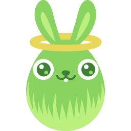 Green Angel Sticker