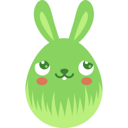 Green Blush Sticker