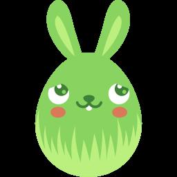 Green Blush Sticker