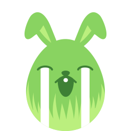 Green Cry Sticker