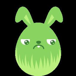 Green Guilty Sticker