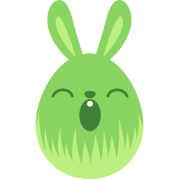Green Sleepy Sticker