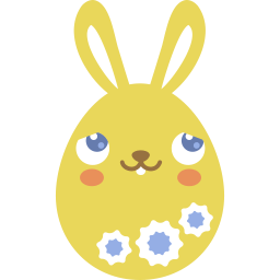 Yellow Blush Sticker