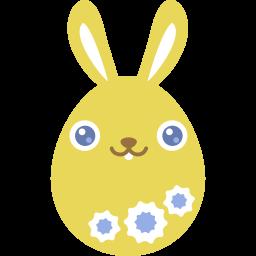Yellow Smile Sticker