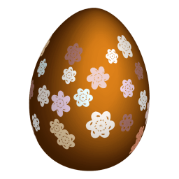 Easter Egg 3 Sticker