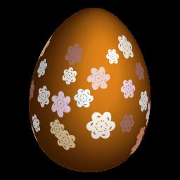 Easter Egg 3 Sticker