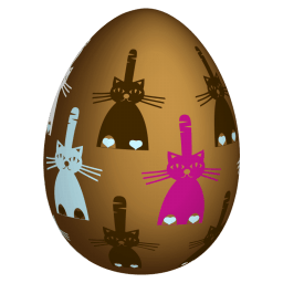 Easter Egg 6 Sticker