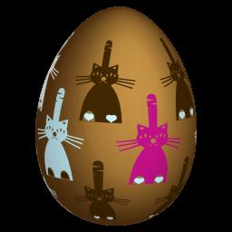 Easter Egg 6 Sticker