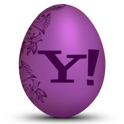 Yahoo Sticker