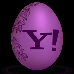 Yahoo Sticker