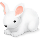 Easter Rabbit Stickers