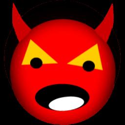Satan Devil Sticker