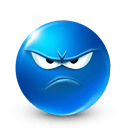 Angry Sticker