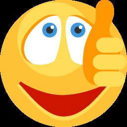 Thumbsup Sticker