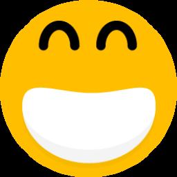 So Happy Sticker