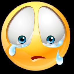 Cry Sticker