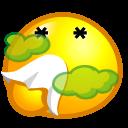 Bad Smelly Sticker
